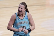 Sabrina Ionescu scored 26 points, 12 assists and 10 rebounds – her first career triple-double – as the Liberty improved to 3-0 with a 86-75 victor