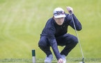 """ELIZABETH FLORES • liz.flores@startribune.com  """"It can blow 90 and I'll have a smile on my face,"""" Derek Holmes said of facing the PGA Champion"""