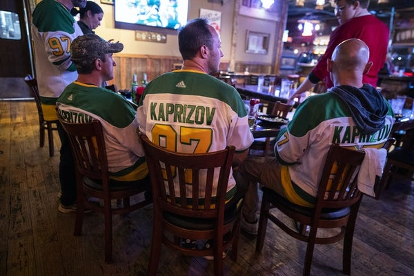 Podcast: Scoggins on Kaprizov's fan club and a rant about NHL officiating