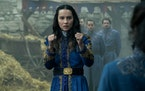 "Jessie Mei Li as Alina, the heroine of Netflix's new fantasy series ""Shadow and Bone."""