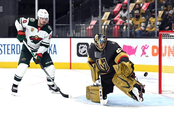Can Wild finally convert 'expected goals' into real ones in playoffs?
