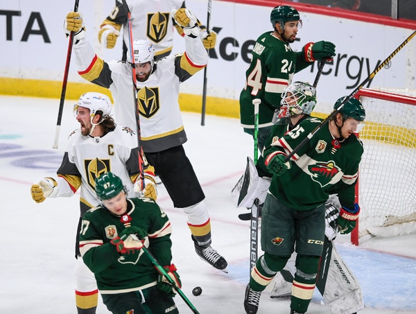 Vegas' Mark Stone once again burns Wild with key plays