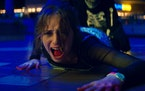 """Maya Hawke finds something to scream about in """"Fear Street Part 1: 1994,"""" which is based on the works of R.L. Stine."""