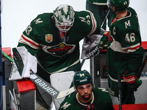 Podcast: What happens next after Wild's Thursday night meltdown?
