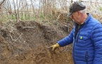 The barely 1 foot of topsoil on Jeff Broberg's farm in Elba Township could have been addressed and handled by the Legislative-Citizen Commission on