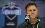 Green Bay Packers general manager Brian Gutekunst in 2020.