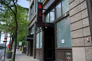 Gunfire hit 10 people outside a Minneapolis nightclub early Saturday.  Credit: Aaron Lavinsky/Star Tribune