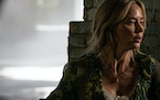"""Emily Blunt kicks off the summer movie season with a whisper by facing off against the monsters in """"A Quiet Place Part II."""""""