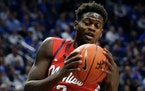 Ole Miss 6-11 transfer has U among finalists, decision coming Wednesday