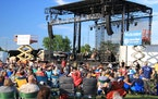 Grand Funk Railroad headlined the 2019 Liberty Block Party in St. Cloud.