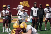 P.J. Fleck and the Gophers are three months away from opening the season vs. Ohio State