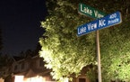 Children were injured near this intersection in Woodbury early Wednesday.  Credit: Woodbury Police Department