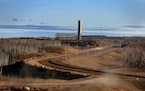 Mesabi Metallics said it still intends to finish an iron ore project in Nashwauk that was first proposed in 2007, above shown in 2014.