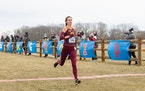 Redshirt senior Bethany Hasz is one of 36 Gophers competing at the West and East Preliminary.