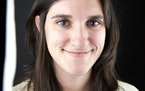 Danielle Werder, team leader for the effort to end chronic homelessness in Hennepin County's Housing Stability area.