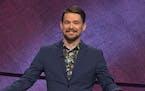 "Minneapolis teacher Sam Kavanaugh won the Tournament of Champions on TV's ""Jeopardy."""