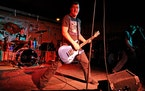 Punk band Teenage Bottlerocket, seen at SWSX in 2008, is headlining a Florida show with an unorthodox approach to ticketing.
