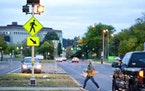 The Minnesota Department of Transportation has put together an exhaustive plan in hopes of encouraging people to walk more and still remain safe when
