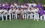 The St. Thomas baseball team is heading to the Division III College World Series after winning two elimination games over Pacific on Monday in College
