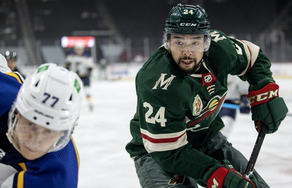 With expansion draft looming, Dumba hopes Wild finds way to keep him