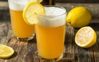 Citrus-kissed beers are popular summer companions.