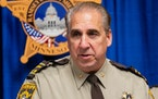 Sheriff Bob Fletcher said his opinion wasn't sought in a meaningful way during the county's budget process.