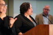 Minnesota Department of Human Rights Commissioner Rebecca Lucero.