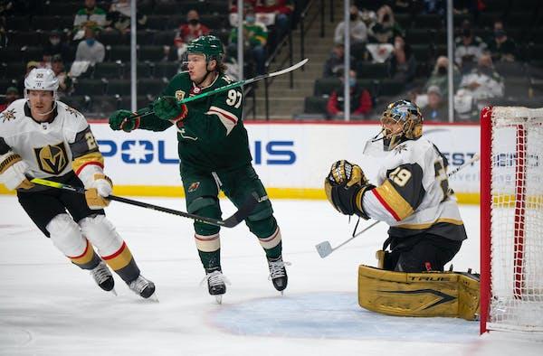 Next up for Kaprizov: NHL awards season and negotiating new contract