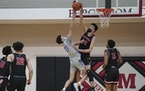 Chet Holmgren put together one of the best prep boys' basketball seasons in state history for Minnehaha Academy in 2020-2021.
