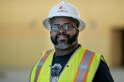 Calvin Littlejohn is chief executive of Tri-Construction, based in north Minneapolis.