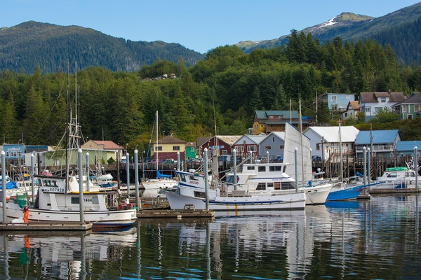 Valdez, Alaska. In a state the size of Texas, California and Montana combined, planning an affordable itinerary in Alaska can be a challenge, especial