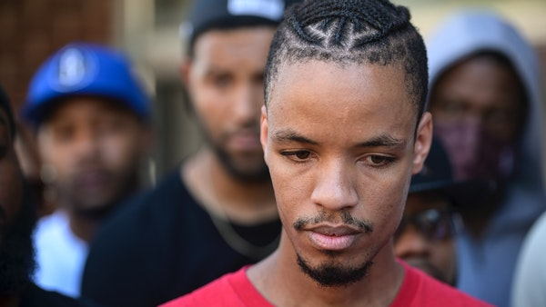 Brother of man shot by law enforcement in Uptown demands answers