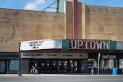 The Landmark Uptown Theater in Minneapolis.