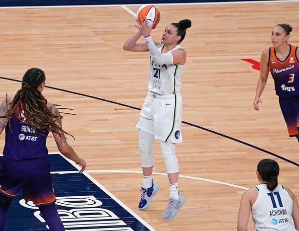 Souhan: Sign of growth, 'McBuckets' fits into Lynx 'championship culture'