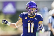 Wide receiver Blake Proehl is getting $115,000 in guaranteed money from the Vikings.