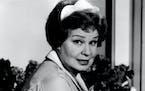 "Shirley Booth portrayed ""Hazel."""