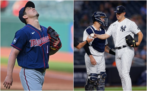 Neal: Twins-Yankees series will be battle of baseball's bigger disappointments
