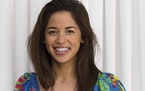 Molly Yeh poses for a portrait at SOBE WFF® on Saturday, May 22, 2021, in Miami Beach, Fla.