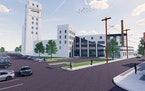 A former General Mills plant in northeast Minneapolis that produced flour for Cheerios will undergo a $16 million renovation to become an office compl