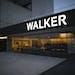 The Walker Art Center restaurant space has views that overlook the Sculpture Garden.