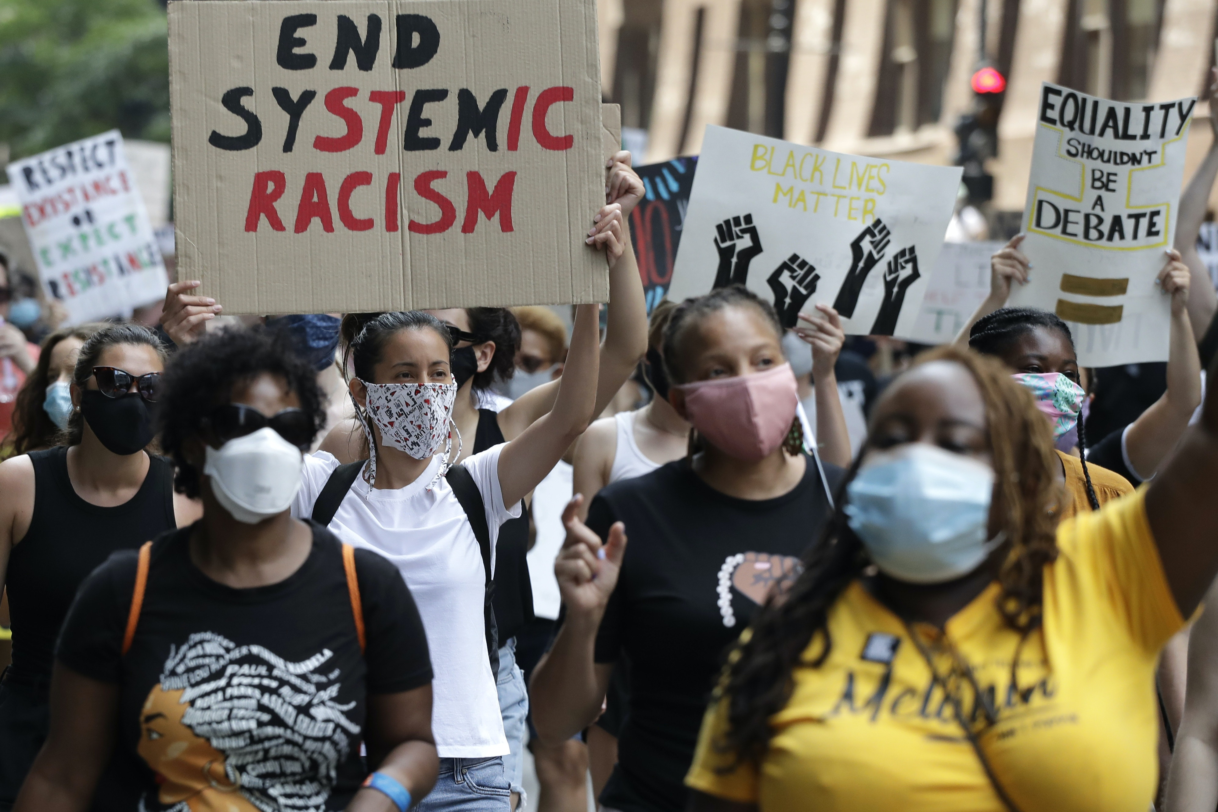 The phrase 'systemic racism' clouds productive debate