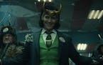 """Disney Plus' series """"Loki,"""" starring Tom Hiddleston as the show's namesake, picks up where the character left off in """"Avengers: Endgame."""""""