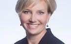 Tia Newcomer, the new CEO of Eagan-based CaringBridge.