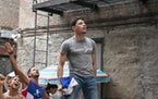 """This image released by Warner Bros. Pictures shows Anthony Ramos in a scene from """"In the Heights."""""""