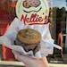 Ice cream sandwich from Nellie's.