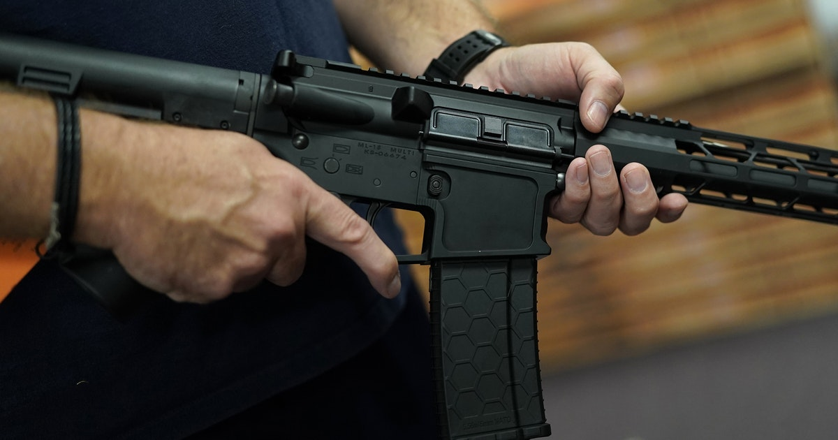 A big win for assault weapons