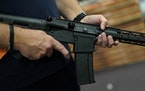 California has appealed a judge's ruling that the state's ban on assault weapons is unconstitutional.