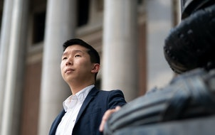 Jonathan Wong works in human rights and board chair of Jugaad leadership program for minority community.