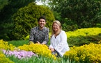 SHARI L. GROSS • shari.gross@startribune.com Bryan Piatt met end-of-life grief therapist Kelly Grosklags while working at KARE-11. Together, they cr