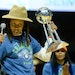 Seimone Augustus danced with the WNBA championship trophy in 2017. On Saturday, she returns as an opposing coach.